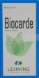 Biocarde, solution buvable